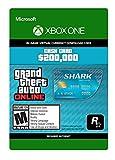 Grand Theft Auto V - Tiger Shark Cash Card - Xbox One Digital Code