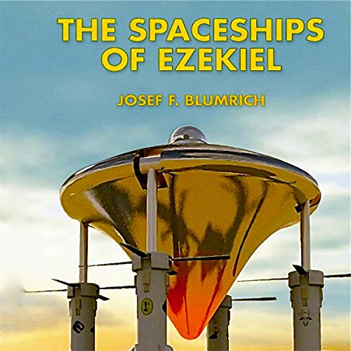 The Spaceships of Ezekiel audiobook cover art