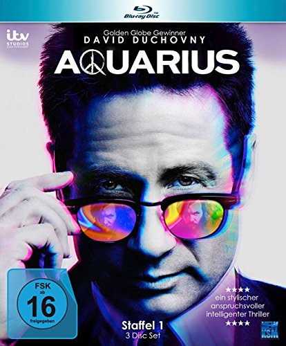 Aquarius - Staffel 1 (Blu-ray)