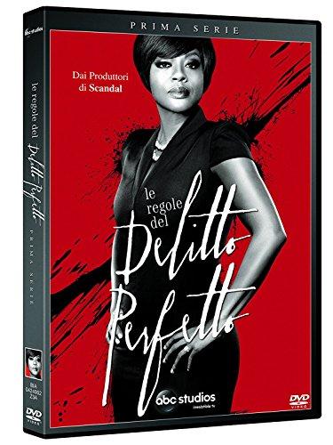 Le Regole Del Delitto Perfetto - Stagione 01 (4 Dvd)