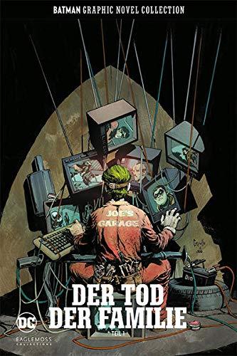 Batman Graphic Novel Collection: Bd. 23: Der Tod der Familie, Teil 1