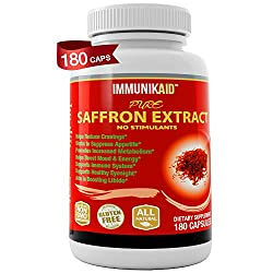 Best Saffron Extract Supplements