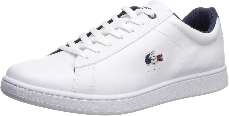 Lacoste Men's Carnaby EVO Sneaker White