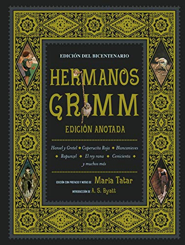 Hermanos Grimm. Edición anotada (Grandes Libros)