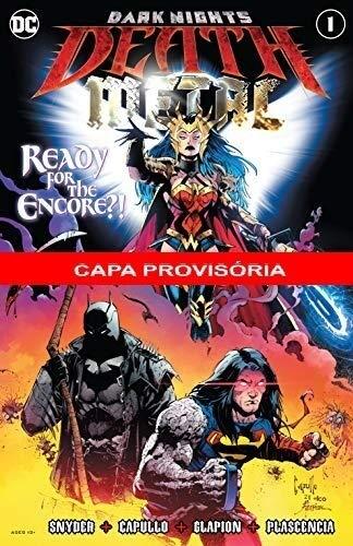Noites De Trevas: Death Metal Vol. 1 (capa Original)