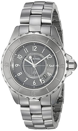 Chanel H2978 - Orologio da polso, cinturino in titanio