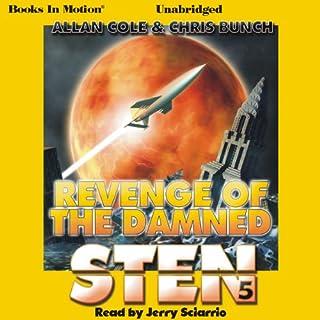 Sten: Revenge of the Damned audiobook cover art