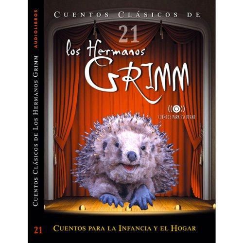 Diseño de la portada del título Cuentos XXI