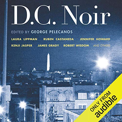 D.C. Noir audiobook cover art