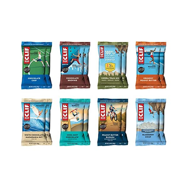 Health Shopping CLIF BARs with 1 Shot of Espresso – Energy Bars –