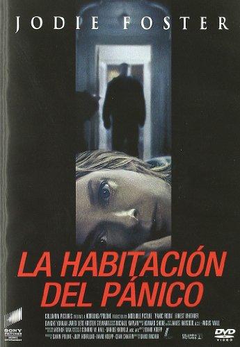 La Habitación del Pánico (2012) - Jodie Foster y Forest Whitaker
