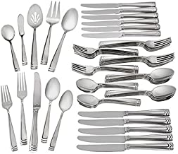 Best waterford conover 65-piece flatware set Reviews