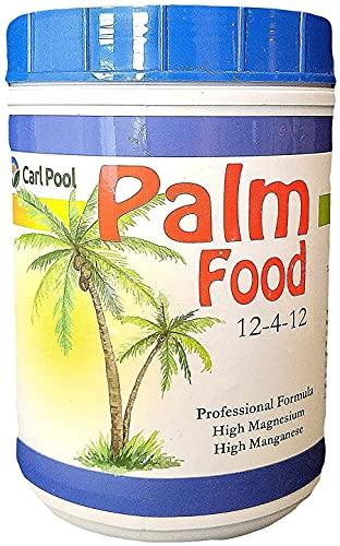 Carl Pool Palm Food 12-4-12 4 Lbs