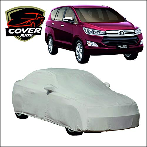 Cover Ride Premium 100% Waterproof/Custom/All Weather Protection Car Body Cover for Toyota INNOVA (CR/INNOVA)
