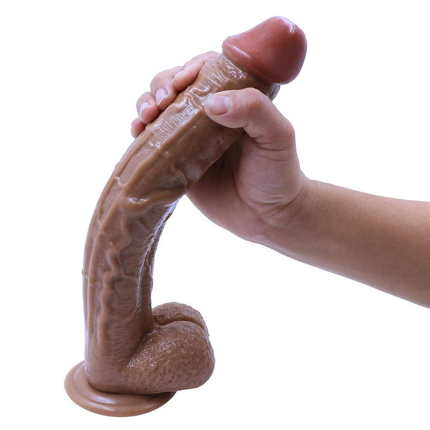 不道徳それらメイエラLTT マッサージ人12.2インチの人工的で巨大で現実的で大きい手の腕の握りこぶしマッサージ女性の演劇