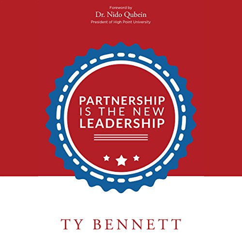 Partnership Is the New Leadership cover art