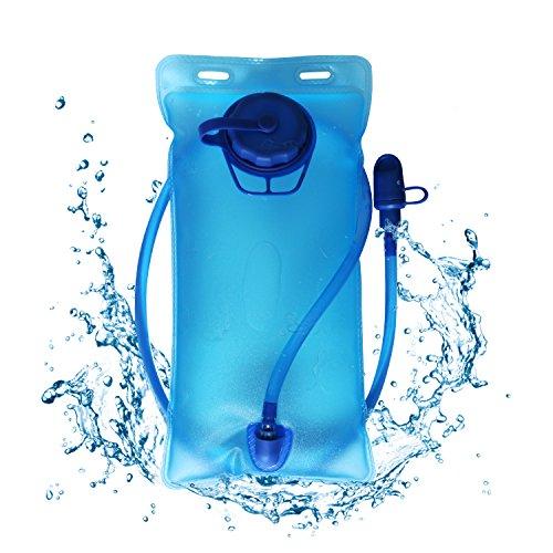 Poche à Eau - Vihir Poche d'hydratation Portable 2 Litres ou 3 Litres pour tous les activités de plein air - 3L