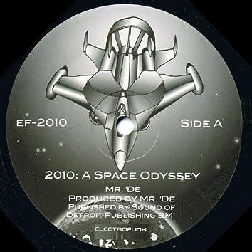 2010 A Space Oddesy