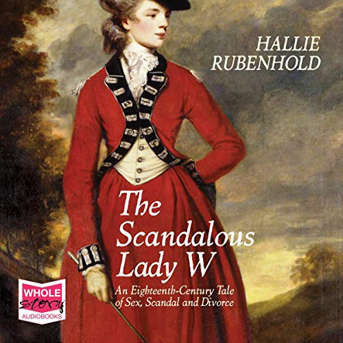 The Scandalous Lady W cover art