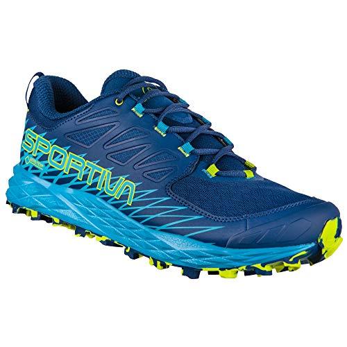 La Sportiva Lycan GTX, Zapatillas de Trail Running Hombre, Multicolor (Indigo/Tropic Blue 000), 42 EU