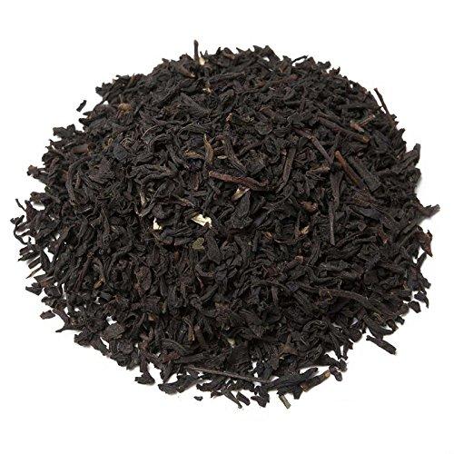 Aromas de Té - Té Negro con Regaliz Sabor Anisado a Granel Palo Dulce Digestivo Antioxidantes Depurativo, 100 gr