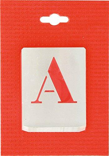 Alphabet en Alu ajouré - Hauteur 50 mm