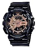 G-Shock by Casio Men's Analog-Digital GA110MMC-1A Watch Black