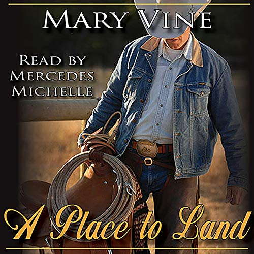 A Place to Land Audiobook By Mary Vine cover art