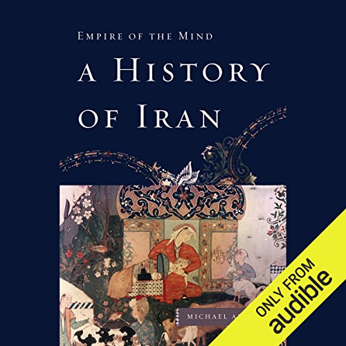 A History of Iran audiobook cover art