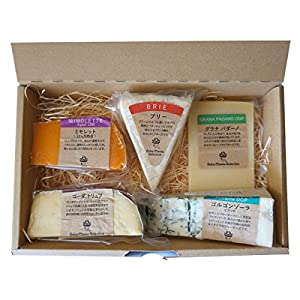 チーズ 詰め合わせ ギフト5種類 セット おつまみ 食べ比べ プレゼント cheese gift