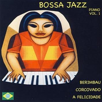 Bossa jazz piano, vol. 1