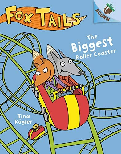 The Biggest Roller Coaster Acorn Book Fox Tails 2 Library Edition 2 product image