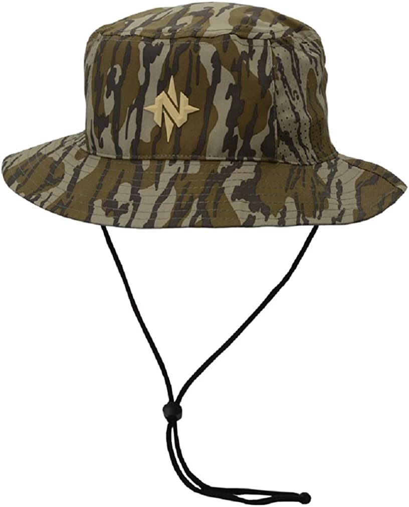 Nomad Men's Bucket Anti-Glare Hunting Moisture Hat with New products world's highest 5 popular quality popular Wicking