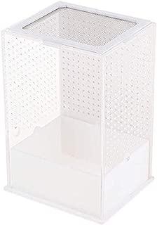 OMEM Reptile Breeding Box, Insect Incubator, for Orchid Mantis, African Phantom Mantis, Reptile Resting Habitat and Entertainment
