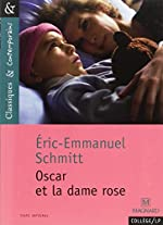 Oscar et la dame rose de Josiane Grinfas-Bouchibti