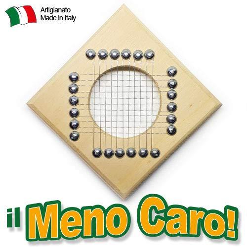 Il Taglia PUNTARELLE + Economico! Prodotto Artigianale Made in Italy Tagliapuntarelle Tagliaverdure Multiuso Utensile Manuale Mandolina Affettaverdure Julienne