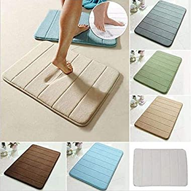 E Support trade; Soft Absorbent Memory Foam Bathroom Non-slip Carpets Bath Mats Rug