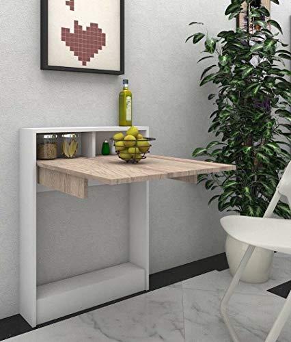 Kodiak BRACKED - PATAYA Wandklapptisch Esstisch Küchentisch Klapptisch Tisch