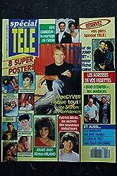 spécial TELE n° 16 1991 + 8 Posters ALYSSA MILANO SAUVES PAR LE GONG V PATRICK SWAYZE JEAN-CLAUDE VAN DAMME 21 JUMP STREET