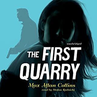 The First Quarry audiobook cover art
