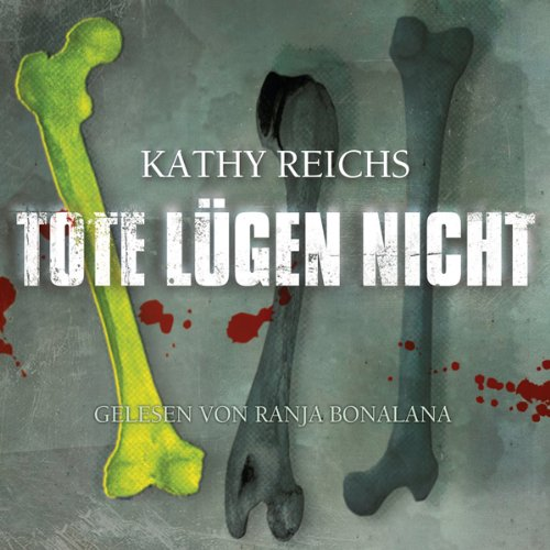 Tote lügen nicht audiobook cover art
