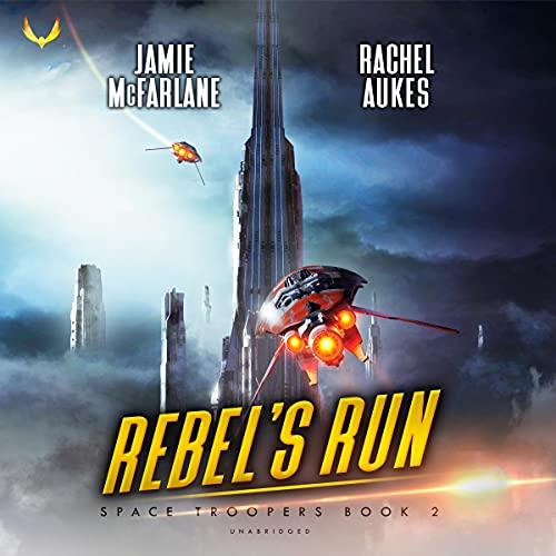 Rebel's Run cover art