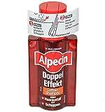 3x Alpecin DOPPEL EFFEKT COFFEIN SHAMPOO gegen Haarausfall und Schuppen