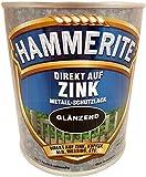 HAMMERITE Direkt auf Zink Silber 750ml - 5087565