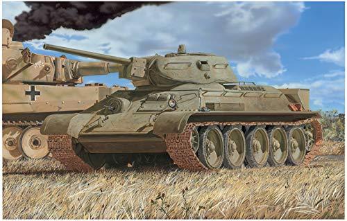 Dragon - T-34/76 No.112 Factory Krasnoe Sormovo Late Production