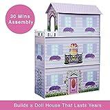 Zoom IMG-1 teamson kids fancy mansion casa