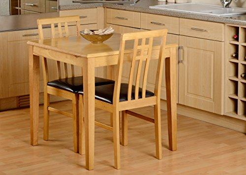 Seconique Vienna Juego de Mesa y 2 sillas de Comedor