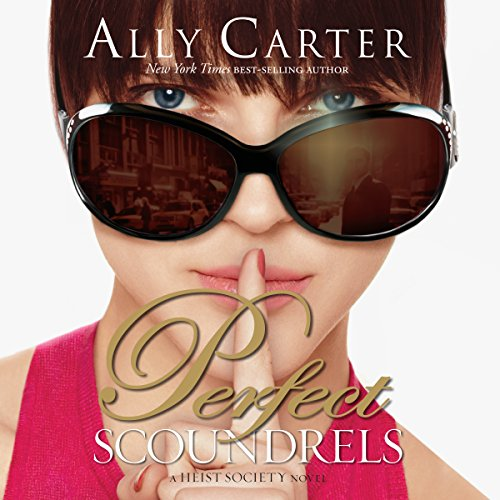 Perfect Scoundrels audiobook cover art