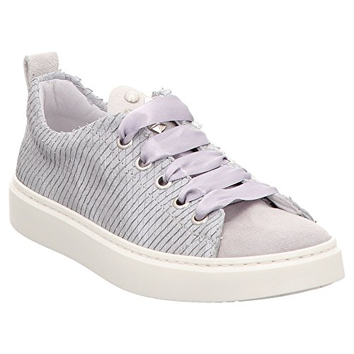 Vado Vado Robijn | Sneaker | Halbschuh | Nieten - Silber, Farbe:Silber;Größe:34