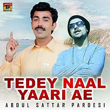Tedey Naal Yaari Ae - Single